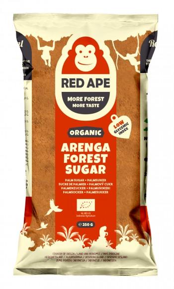 Le sucre de forêt Red Ape