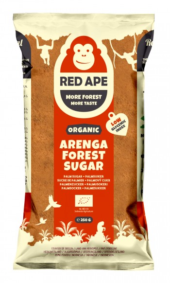 Red-Ape Palm sugar