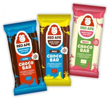 Red-Ape Chocolade